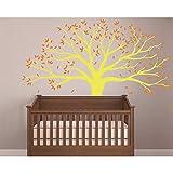 Vinilos genealógicos, vinilos de árboles grandes, vinilos de árboles infantiles, murales de árboles,