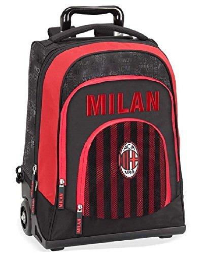 ZAINO TROLLEY MILAN PER SCUOLA UFFICIALE 45x35
