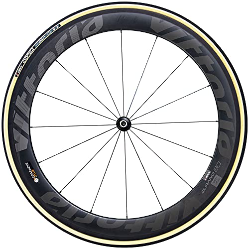 Vittoria Cub. Corsa 25-622 G2.0 Cubiertas Ciclismo, Adultos Unisex, Multicolor (Caramelo Negro), Talla Única
