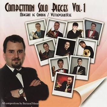 Competition Solo Pieces Vol. 1