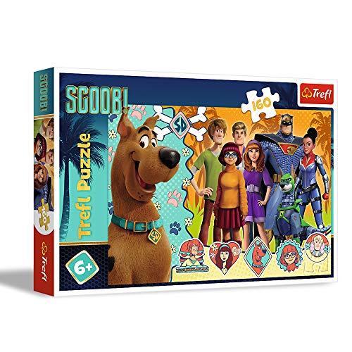 Puzzle Trefl - Scooby Doo, 160 piese (15397)