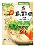 キッコーマン 食品 プラス鍋 糀入り豆乳鍋つゆ(152g)