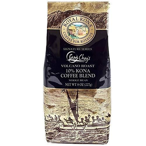 Hawaii Kona Kaffee - Volcano Roast 10% Kona Coffee Blend
