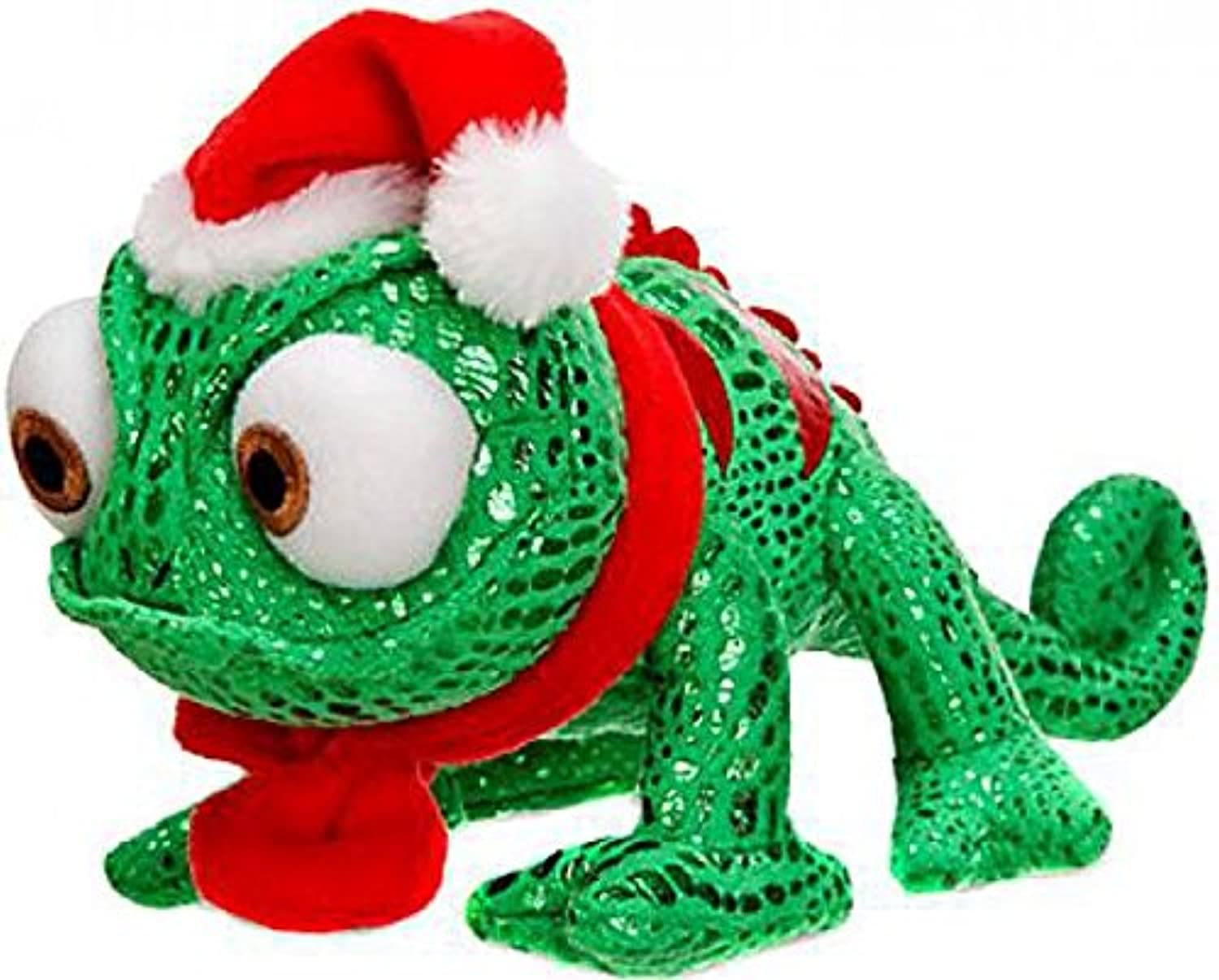 Disney Pascal Mini Bean Bag Plush - Holiday - 8 1 2'' by Disney