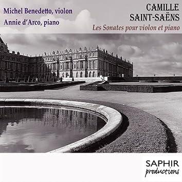 Camille Saint-Saëns: Les sonates pour violon et piano