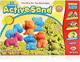 Ekta Toys Active Sand Animals - Multi Color