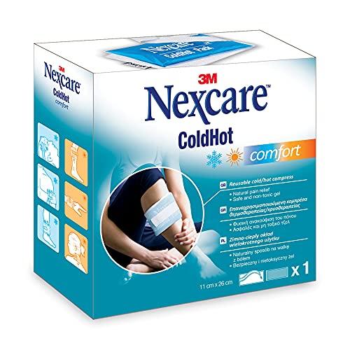 Nexcare Coldhot Comfort - Bolsa de gel reutilizable,...