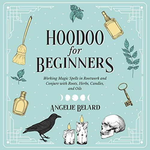 Hoodoo for Beginners cover art