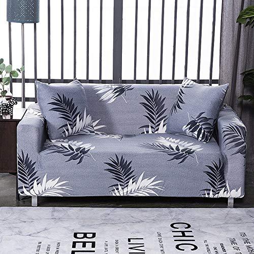 PPMP Sala de Estar geométrica Todo Incluido Funda de sofá Moderna sección elástica Funda de sofá de Esquina Funda de sofá A18 1 Plaza