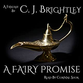 A Fairy Promise audiobook cover art
