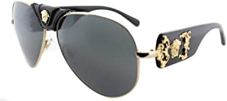 Women's Medusa Aviator Sunglasses