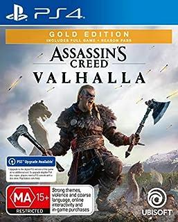 Assassin's Creed Valhalla Gold Edition - PlayStation 4 (B087X5QGK4) | Amazon price tracker / tracking, Amazon price history charts, Amazon price watches, Amazon price drop alerts