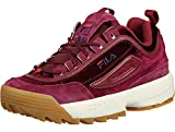Fila Disruptor V Low W Calzado Red Velvet