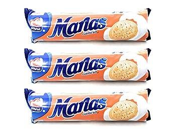 Gamesa Maria Cookies  3 Pack Total of 14.7oz