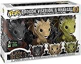Funko Figura Pop Set de los Tres Dragones en los Huevos - Juego de...