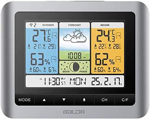 HK Innenthermometer, Luftfeuchtigkeitsmesser, Digital Hygrometer, Genaue Temperatur-Feuchtigkeits-Monitor-Meter Für Heim