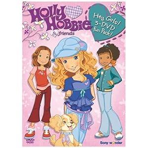 Holly Hobbie & Friends: Hey Girls! Fun Pack