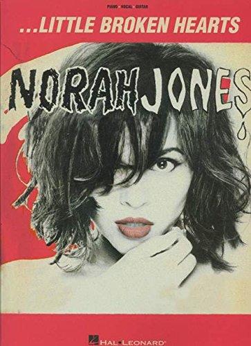 Jones Norah Little Broken Hearts Pvg BK