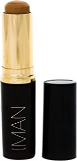 IMAN Cosmetics Second to None Stick Foundation, Medium Skin, Clay 2