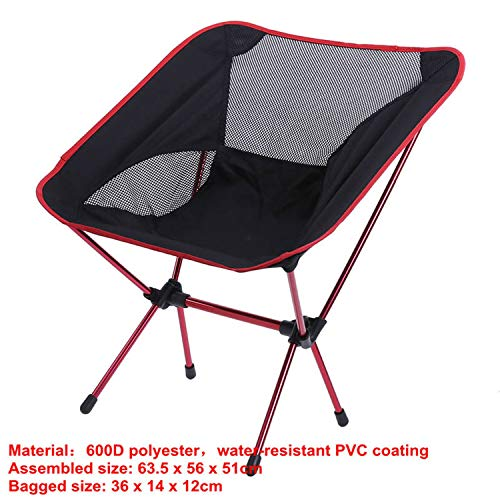 Outdoor Chairs with Armrests and Cup Holder Dark Blue GCB01IN Max Capacity 120 kg SONGMICS Set of 2 Folding Camping Chairs Stable Structure