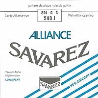 SAVAREZ サバレス クラシックギター弦 ハイテンション3弦 543J (3rd)