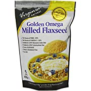 Virginia Harvest Golden Omega Milled Flaxseed, 450g