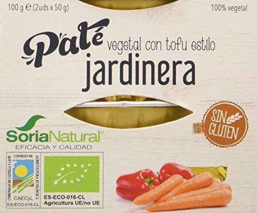 Alecosor Pate Vegetal Estilo Jardinera Faja 2 X 50 Grs.