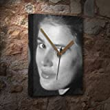SEASONS SOPHIE ALDRED - Canvas Clock (A5 - Signed by the Artist) #js002