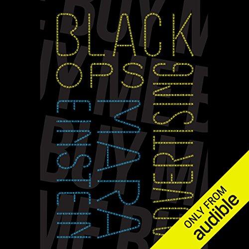 Black Ops Advertising cover art