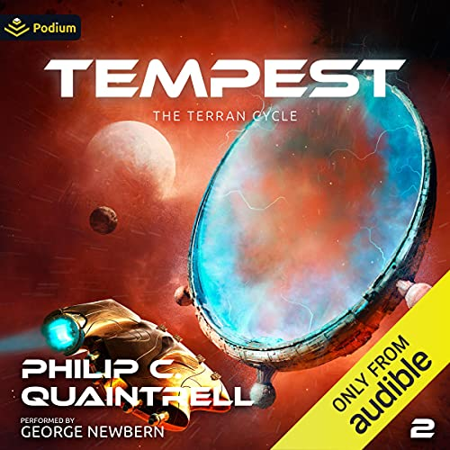 Tempest cover art