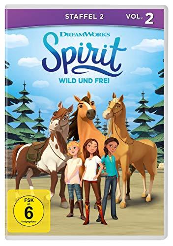 Spirit - Wild und frei, Staffel 2, Vol. 2