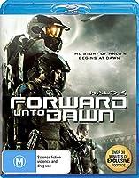 Halo 4 Forward Unto Dawn (blu-ray) [Blu-ray] [Region B] [Blu-ray]
