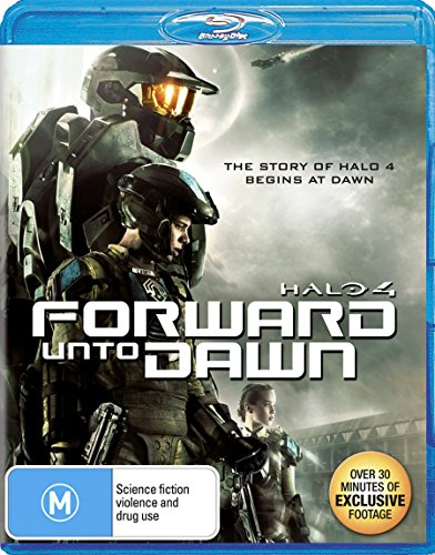 SAME - Halo 4 Forward Unto Dawn (1 Blu-ray)