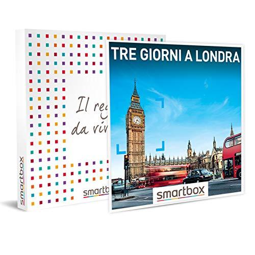 SMARTBOX - Cofanetto regalo coppia - idee regalo originale - 3...