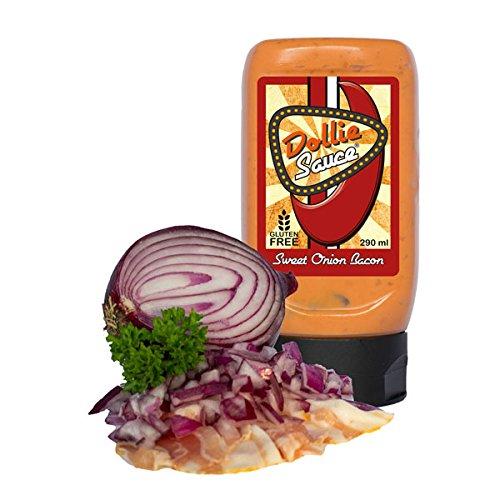 Dollie Sauce Sweet Onion Bacon, 290ml