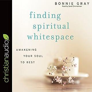Finding Spiritual Whitespace cover art