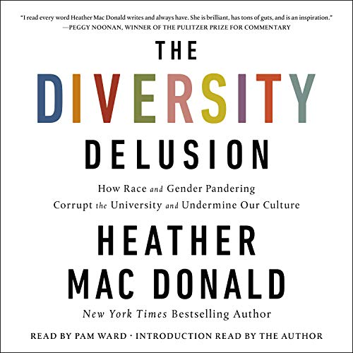 Couverture de The Diversity Delusion