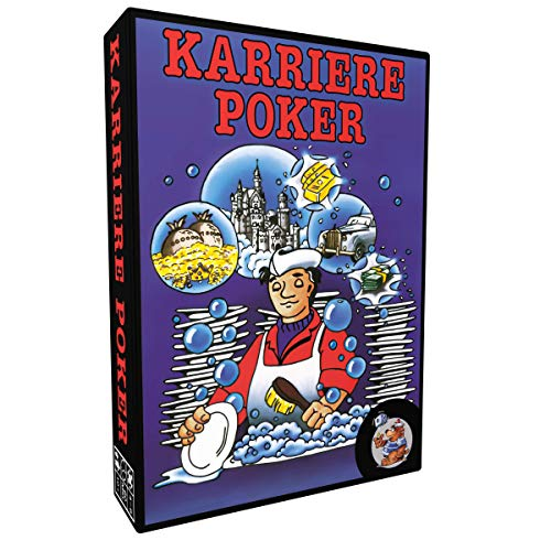 Heidelberger Spieleverlag HeidelBÄR Games - Karriere Poker, 2003LU23DE