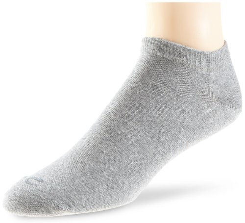 Camel active 6595 Basic Cotton 3 Pack Socquettes, Gris (Grey mottled-150), FR (Taille Fabricant : 43-46) Homme