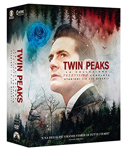 Twin Peaks Coll.Colmpl. 1-3 ( Box 19 Dv)