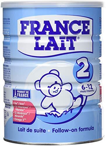 France Lait Lait infantile 2ème Age de 6 à 12 Mois