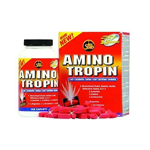 Aminotropin, 120 Kapseln by All Stars