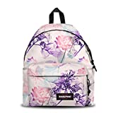 Eastpak Padded Pak'R Zaino Casual, 24 Litri, Multicolore (Pink Ray)