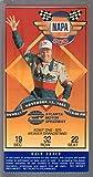 Atlanta Motor Speedway NASCAR NAPA 500 Ticket Stub 11/12/1995-VF