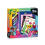 Crayola Trolls World Tour Scrapbook Kit