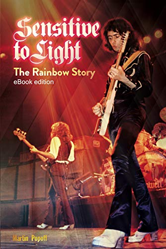 Sensitive to Light: The Rainbow Story (English Edition)
