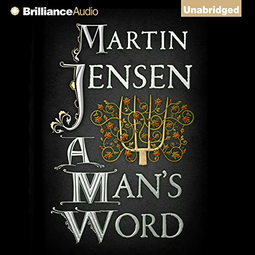 A Man's Word audiobook cover art