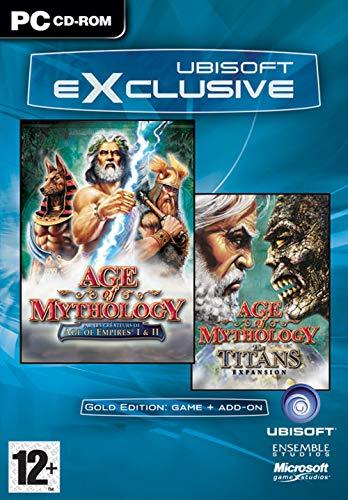Age of Mythology - Gold Edition Game PC - PC [Edizione: Francia]