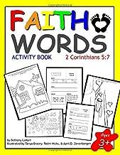 Faith Words Activity Book