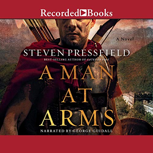 A Man at Arms Audiobook By Steven Pressfield cover art